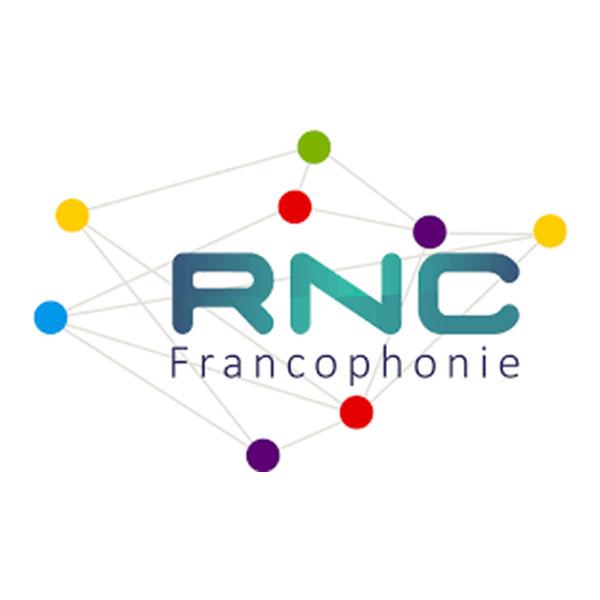 Logo de RNC Francophonie pour RNC réseau d'églises en France